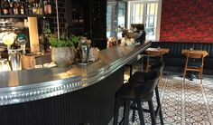 VINTAGE KITCHEN   Oslo - Foodtech Oslo, Restaurant Bar, Vintage Kitchen, Kitchens, Table, Furniture, Home Decor, Kitchen, Interior Design
