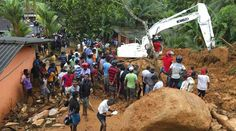 05/26/2017 - Sri Lanka: At least 91 feared killed, 110 missing in flood and mudslide - a team of 400 soldiers have been rushed to the rescue and help of over 7,800 people who have been affected by the calamity.