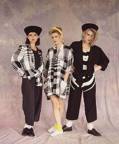 'Sexism' drove me out of Bananarama, says Siobhan Fahey 80s And 90s Fashion, Retro Fashion, Vintage Fashion, Retro Mode, Mode Vintage, Shakespears Sister, 80s Punk, 20th Century Fashion, New Romantics