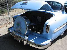 1954 Chevrolet Bel Air Continental Kit