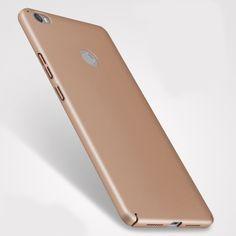 PZOZ Xiaomi Mi Max Case Plastic Cover Original Xiaomi Max Slim Transparent Protection Phone Shell Xiomi Mi Max 6.44