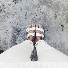 Giving away one pair of FREE Birkenstocks today, check out my Instagram for rules to enter: http://www.instagram.com/krystintysire