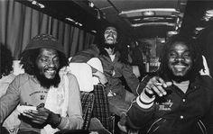 Bob Marley and friends