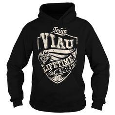 Team VIAU Lifetime Member (Dragon) - Last Name, Surname T-Shirt