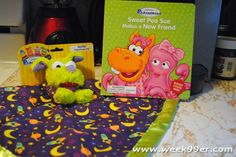 I just entered to #win a Pajanimals book from @Becky Fixel - Week99er and @Sprout TV