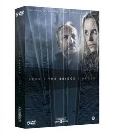 The Bridge (Bron - Broen). Danish/Swedish TV series.