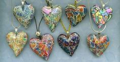 The Mosaic Cane with YouTube video - pcPolyzine May 2001  #PolymerClay