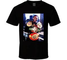 Lennox Lewis Retro Boxing Fighter Fan T Shirt