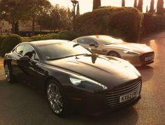 Aston. Martin Rapide