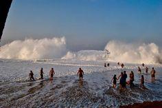 Wave #waves #coastal #shoreline #beach #puertorico #nature #beauty #ocean #crashwave #spuds #surf #curiouspeople