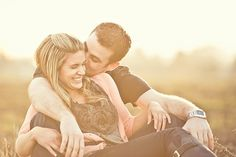 Engagement Picture ideas. =)