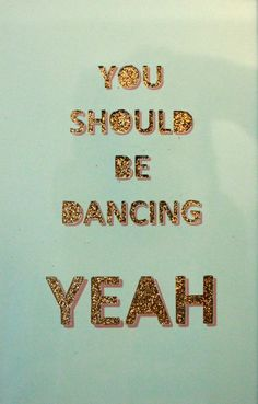 Saturday Night Fever inspired cards