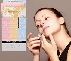 The Skin Lounge beauty sheets - a Selfie favourite and the beauty insiders' latest way to pamper at home!