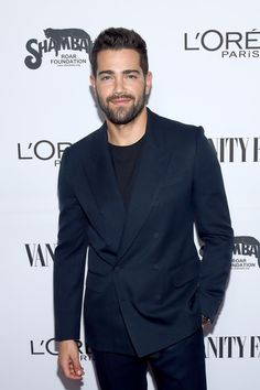 Actor Jesse Metcalfe attends Vanity Fair and L'Oreal Paris Toast to Young Hollywood hosted by Dakota Johnson and Krista Smith at Delilah on February 21, 2017 in West Hollywood, California.