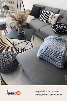 Home Design Living Room, Living Room Decor Cozy, Home Decor Bedroom, Interior Design Living Room, Home And Living, Apartment Interior, My New Room, Room Inspiration, Modern Houses