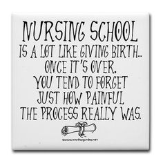 Nursing School!