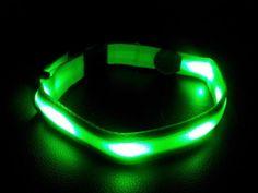FIREFLY - Dog Safety Collar Flashing LED Adjustable - GREEN Firefly http://www.amazon.co.uk/dp/B00B3Y6LZA/ref=cm_sw_r_pi_dp_bZygub1SPFGQ7