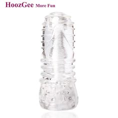 HooGee Classic Penis Exercise Masturbators Sex Products Silicone Vagina Transparent Pussy Male Masturbation Adult Sex Toy 004 #clothing,#shoes,#jewelry,#women,#men,#hats,#watches,#belts,#fashion,#style