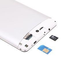 Encontrar Más Tablets Información acerca de Hot 7 pulgadas mtk6572! 2 G / 3 G llamada de teléfono de doble SIM Bluetooth doble cámara de doble núcleo 512 MB / 4 GB Android 4.2 tablet! envío gratis, alta calidad tableta de prueba, China acer tablet Proveedores, barato lápiz de tablet pc de Galavey Electronics Co, Ltd en Aliexpress.com