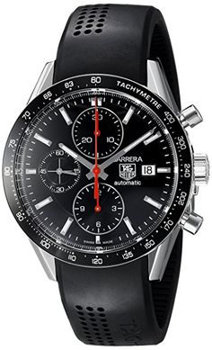 TAG Heuer Men s CV2014.FT6014 Carrera Automatic Chronograph Watch 9a0bc524f7e