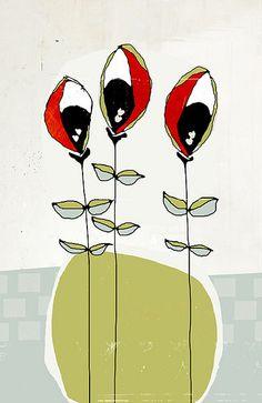 jardin   by les brumes (Linda Vachon)