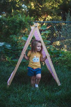 kids play tents! handmade by Momista Beginnings