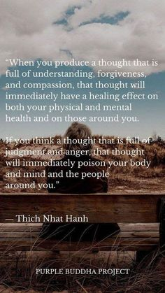 18 Quotes on Buddhism From Thich Nhat Hanh of the Week - Purple Buddha Quotes Thich Nhat Hanh, Meditation Quotes, Yoga Quotes, Mindfulness Meditation, The Words, Spiritual Wisdom, Spiritual Awakening, Buddhist Wisdom, Awakening Quotes