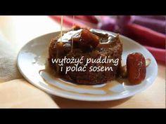 Pudding toffi z gorącą polewą - Allrecipes.pl