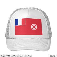 Flag of Wallis and Futuna Cap