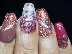 The 1261 best Sculptured nail designs by me!!!! images on Pinterest