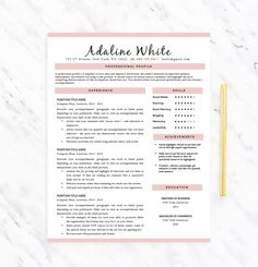 Resume  Design    Graphic Design Resume Design Resume