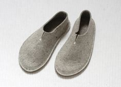 felt house shoes!