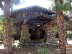 Cole House, 1906  2 Westmoreland Pl  Pasadena, CA Charles and Henry Greene