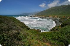 .:. Hiking in Big Sur - Pacific Valley Bluff Trail .:..7M