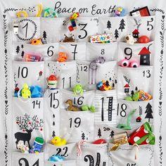 peace on earth advent calendar