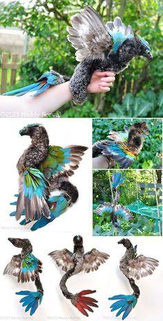 Quetzalcoatl+by+Magweno.deviantart.com+on+@deviantART