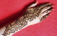 Easy DIY Mehndi - Requested Mehendi Designs For Beginners Step By Step - Art & Craft Ideas