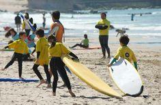 A Onda Pura Escola de Surf promove entre 7 e 24 de Abril, o seu habitual Campo de Férias em Matosinhos | Escapadelas | #Portugal #Matosinhos #Workshops #CampoDeFerias #Surf