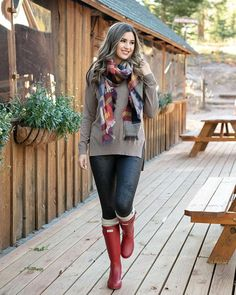 Grace And Lace, Denim And Lace, Autumn Winter Fashion, Winter Style, S Models, Plaid Scarf, Soft Fabrics, Hemline, Cashmere