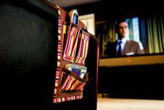 diy remote control holder/organizer