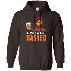 Lets Get Basted Turkey Day Thanksgiving T-shirt