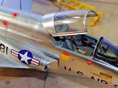 1/48 Kinetic F-5A Freedom Fighter by Burt Gustafson