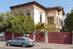 Casa Căpitan Iov (1913-1916), Strada Victoriei 56 - 58, Pitești