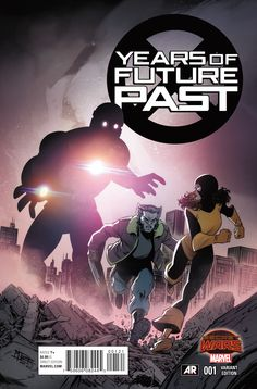 Preview: Years of Future Past #1,   Years of Future Past #1 Story: Marguerite Bennett Art: Mike Norton Cover: Arthur Adams, Mike Norton, Skottie Young & Mike Perkins Publishe...,  #All-Comic #All-ComicPreviews #ArthurAdams #Comics #MargueriteBennett #Marvel #MikeNorton #MikePerkins #Previews #SkottieYoung #YEARSOFFUTUREPAST