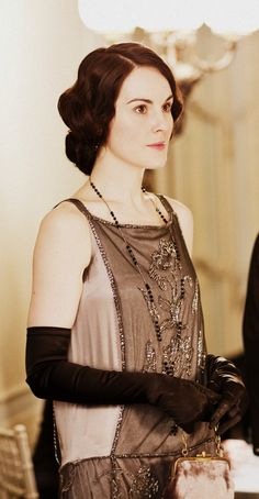 Michelle Dockery as Lady Mary Crawley in Downton Abbey (TV Series 2013) ..rh