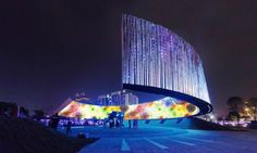 Steel and Bamboo Ring Celestial Bliss in Taiwan Celebrates Nature's Endless Circle of Life | Inhabitat - Sustainable Design Innovation, Eco ...