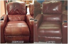 If you think the only option you have is to get new furniture, try leather restoration. Fall in love with your furniture all over again!