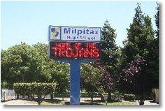 Seeds for Schools winner #9 - Milpitas High School - Milpitas, California