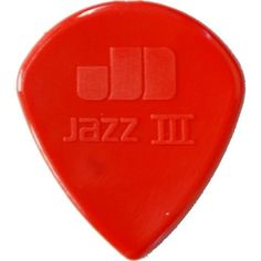 Dunlop Nylon Jazz Pick Pack, Sharp/Red by Jim Dunlop. $11.18. Guitar picks. Made by Dunlop.Dunlop Manufacturing produces many different types and sizes of plectra (or picks as they are also named) to suit the varied preferences of today's musicians. Dunlop's wide variety of gauges, shapes, sizes and materials allows the player to select the exact pick for his/her own particular style of playing. Save 24% Off!
