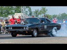 DRAG RACE: The Original Fast & Furious 1970 Dodge Charger vs Others! (VIDEO) - USA BEST CARS